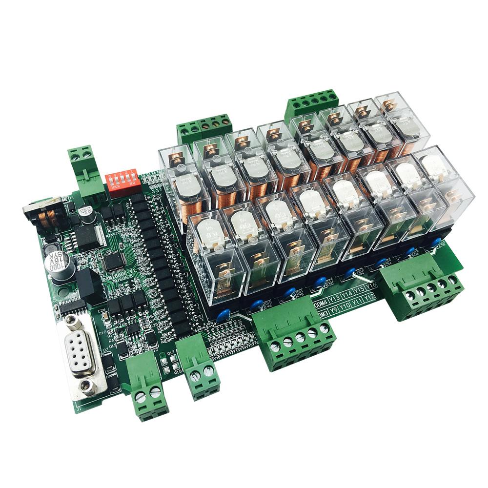 16路继电器控制模块 dam1600e