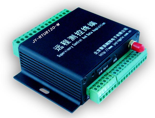 聚英电子 水位水流监测终端GPRS RTU