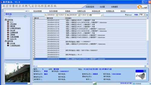 天然气远程监控系统_rtu|dtu|远程测控终端|gprs无线