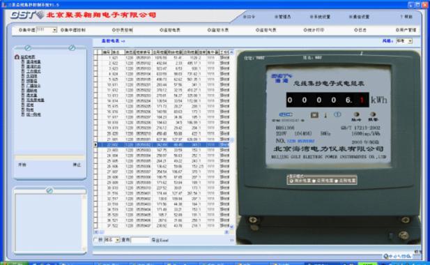 水电气三表集抄系统解决方案