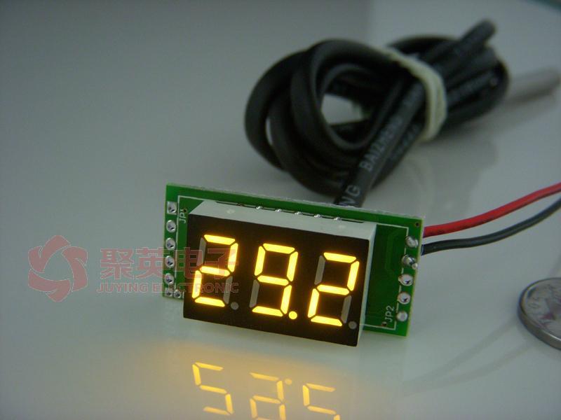数字温度表