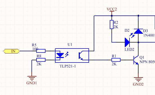 数控24v继电器接线图
